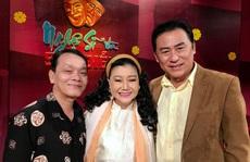 NSND Kim Cương 'soi' chương trình đón năm mới của HTV