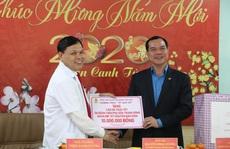 Chủ tịch Tổng LĐLĐ Việt Nam thăm, chúc tết Bệnh viện Phụ sản Trung ương