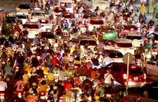 Cấm đường khu trung tâm TP HCM phục vụ bắn pháo hoa đêm giao thừa