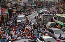 Người dân kỳ vọng gì về TP HCM trong năm 2020?: Mong TP HCM đột phá trong giảm kẹt xe