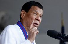 Tổng thống Duterte dọa huỷ bỏ thỏa thuận quân sự với Mỹ