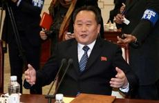 Lựa chọn bất ngờ cho vị trí bộ trưởng ngoại giao Triều Tiên