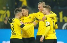 Haaland lập siêu kỷ lục, Bundesliga kinh hoàng với Dortmund