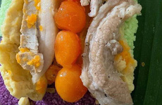 Phát thèm với nhân bánh tét 'cách tân' ngày Tết của người Nam bộ