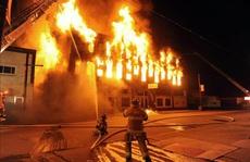 Nhiều gia đình xài điện câu đuôi mất Tết do cháy nhà lúc rạng sáng