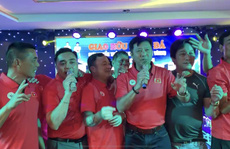 Nghị định 100 và chuyện cầu thủ Việt ủng hộ 'Uống rượu bia, không lái xe'