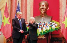 Việt Nam và những cái bắt tay đáng nhớ năm 2019