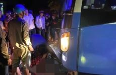 Đâm trực diện xe khách, 3 thanh niên tử vong tại chỗ