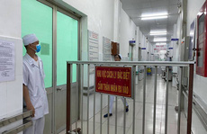 Cách ly một phụ nữ bị sốt sau khi từ Trung Quốc về quê Nghệ An ăn Tết