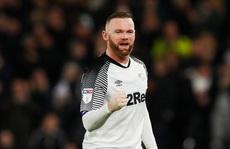 Rooney ghi bàn sau hai năm vắng bóng tại giải Anh