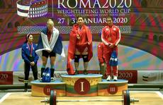 Hoàng Thị Duyên – Cô lực sĩ người Giáy vô địch World Cup cử tạ 2020