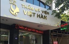Sau hút mỡ tại Thẩm mỹ viện Việt Hàn, cô gái nhập viện vì bỏng da đùi