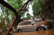 Indonesia nỗ lực 'phá mây' để ngăn mưa ở Jakarta