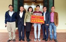 Hà Nội: Đoàn viên đón Tết trong nhà mới