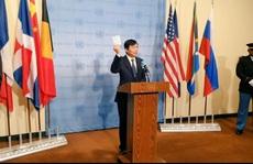 Chính thức cắm quốc kỳ Việt Nam vào hàng cờ ủy viên Hội đồng Bảo an LHQ