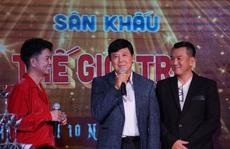 Danh hài Bảo Quốc về nước mừng 'sinh nhật' Sân khấu Sài Gòn phẳng – Nhà hát Thế giới trẻ