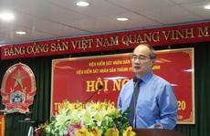 VKSND TP HCM sẽ đi đầu ứng dụng công nghệ trong kiểm sát