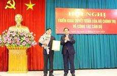 Nghệ An có tân Bí thư Tỉnh ủy 44 tuổi
