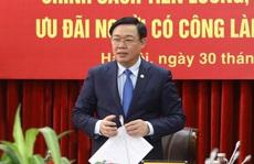 Trình Bộ Chính trị xem xét, quyết định đề án tiền lương mới trong 2020