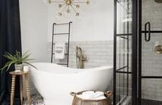 10 cách không ai ngờ tới giúp tiết kiệm 'khối tiền' khi cải tạo phòng tắm