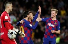 Barcelona đại thắng Leganes, Messi 'cứu ghế' HLV Quique Setien