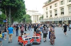 Thương hiệu phố đi bộ Hà Nội