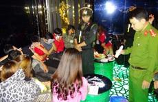 Hơn 50 nam nữ 'phê' ma túy tại quán karaoke lúc rạng sáng