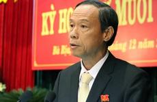 Thủ tướng phê chuẩn tân Chủ tịch tỉnh Bà Rịa - Vũng Tàu