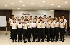 Mở rộng đưa thực tập sinh Việt Nam sang làm việc tại Nhật Bản