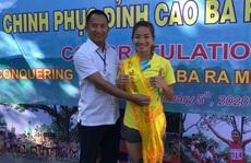Chân chạy số 1 Việt Nam lên ngôi 'Nữ hoàng leo núi Bà Rá'