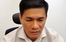 Giám đốc DN ở TP HCM lên YouTube xin lỗi nữ chủ cửa hàng ở Sóc Trăng
