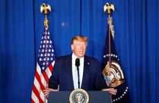 Iran dọa trả thù, ông Trump cảnh báo lạnh lùng