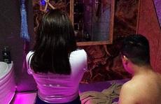 Nữ nhân viên massage 'cao thủ' ở Hải Phòng