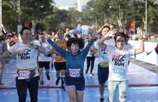 Phạm Thị Hồng Lệ vô địch marathon TP HCM 2020