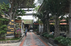 Cưỡng chế Gia Trang quán - Tràm Chim Resort