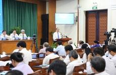 TP HCM xác định rõ những việc phải làm ngay