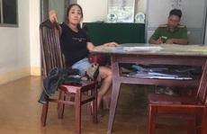 'Quý bà' tham gia bắt con nợ từ Vĩnh Long chở đến TP HCM