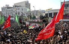 Iran thông qua luật xem quân đội Mỹ là khủng bố