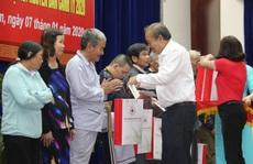 Phó Thủ tướng Thường trực Trương Hòa Bình tặng 400 suất quà Tết ở Quảng Nam