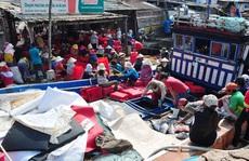 Tàu cá Quảng Ngãi 'chê' cảng nhà