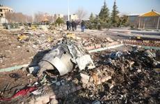 Công bố nguyên nhân máy bay Ukraine rơi ở Iran