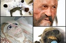 'Vén màn' những xác ướp hàng ngàn năm không tan rã