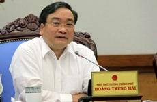 Đề nghị Bộ Chính trị kỷ luật Bí thư Thành ủy Hà Nội Hoàng Trung Hải