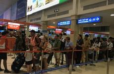 Gặp sự cố ở sân bay Tân Sơn Nhất dịp Tết nguyên đán, gọi số nào?