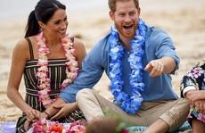 Thông báo gây sốc của vợ chồng hoàng tử Harry