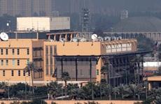 Đại sứ quán Mỹ tại Iraq trở thành mục tiêu mới của rốc-két?