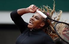 Serena Williams tiếp tục 'gục ngã' ở Grand Slam