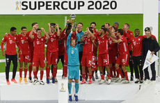 Clip Bayern Munich hoàn tất cú ăn 5, đánh bại Dortmund ở Siêu cúp Đức