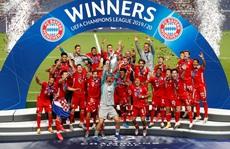'Đại gia' chông chênh cùng Champions League