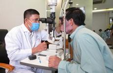 Khám và phẫu thuật Phaco miễn phí cho bệnh nhân nghèo